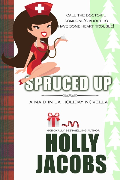 Spruced Up, Holly Jacobs